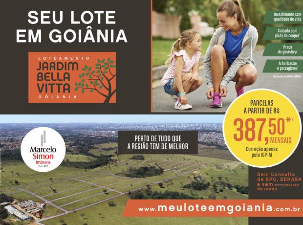 LOTEAMENTO RESIDENCIAL JARDIM BELLA VITTA – GOIÂNIA
