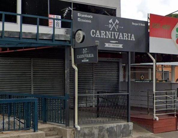 Sala comercial na Avenida Alexandre de Morais, setor Parque Amazônia – Goiânia – GO